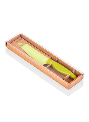 Cutt Santoku Bıçağı 13 Cm - Yeşil-The Mia